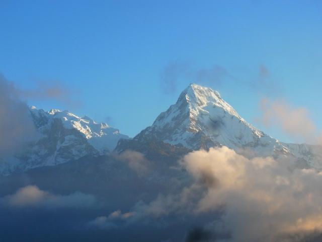 世界一の山